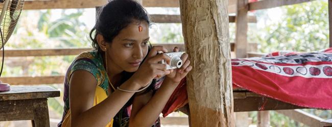 Mädchen-der-Periode-in-Nepal